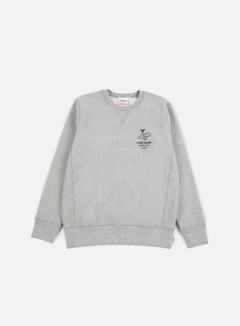 Acapulco Gold - Last Hope Crewneck, Heather Grey