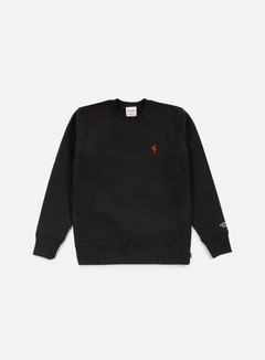 Acapulco Gold - Show World Crewneck, Black 1