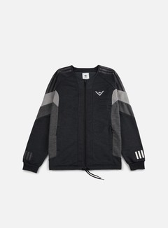 Adidas by White Mountaineering - WM Challenger Track Top, Black 1