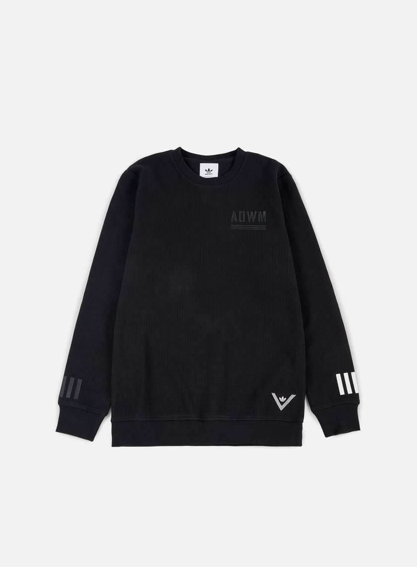 Adidas by White Mountaineering - WM Crewneck, Black