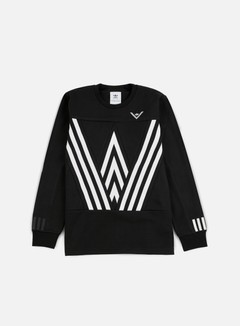 Adidas by White Mountaineering - WM Crewneck, Black 1