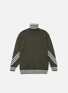 Adidas by White Mountaineering - WM Knit Sweater, Night Cargo 1