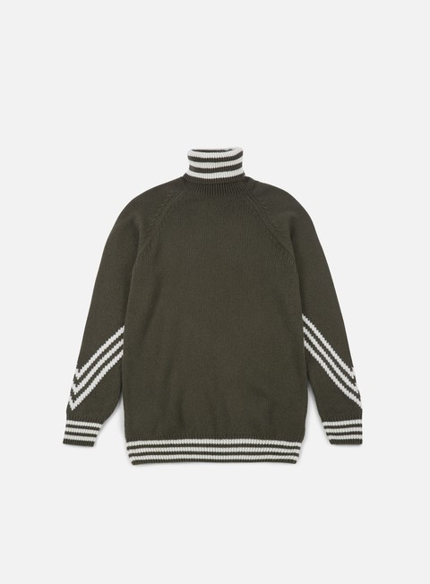 felpe adidas by white mountaineering wm knit sweater night cargo
