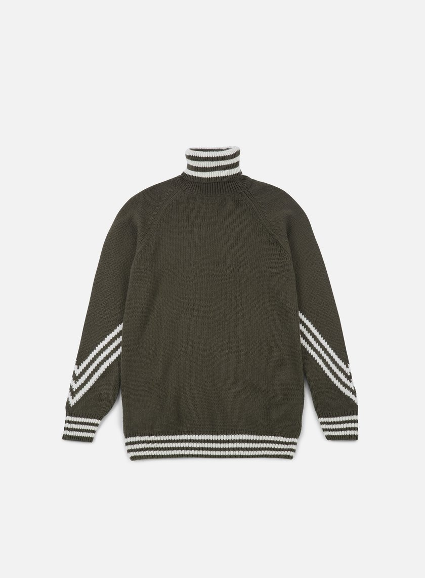 Adidas by White Mountaineering - WM Knit Sweater, Night Cargo