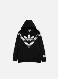 Adidas by White Mountaineering - WM Logo Hoody, Black 1