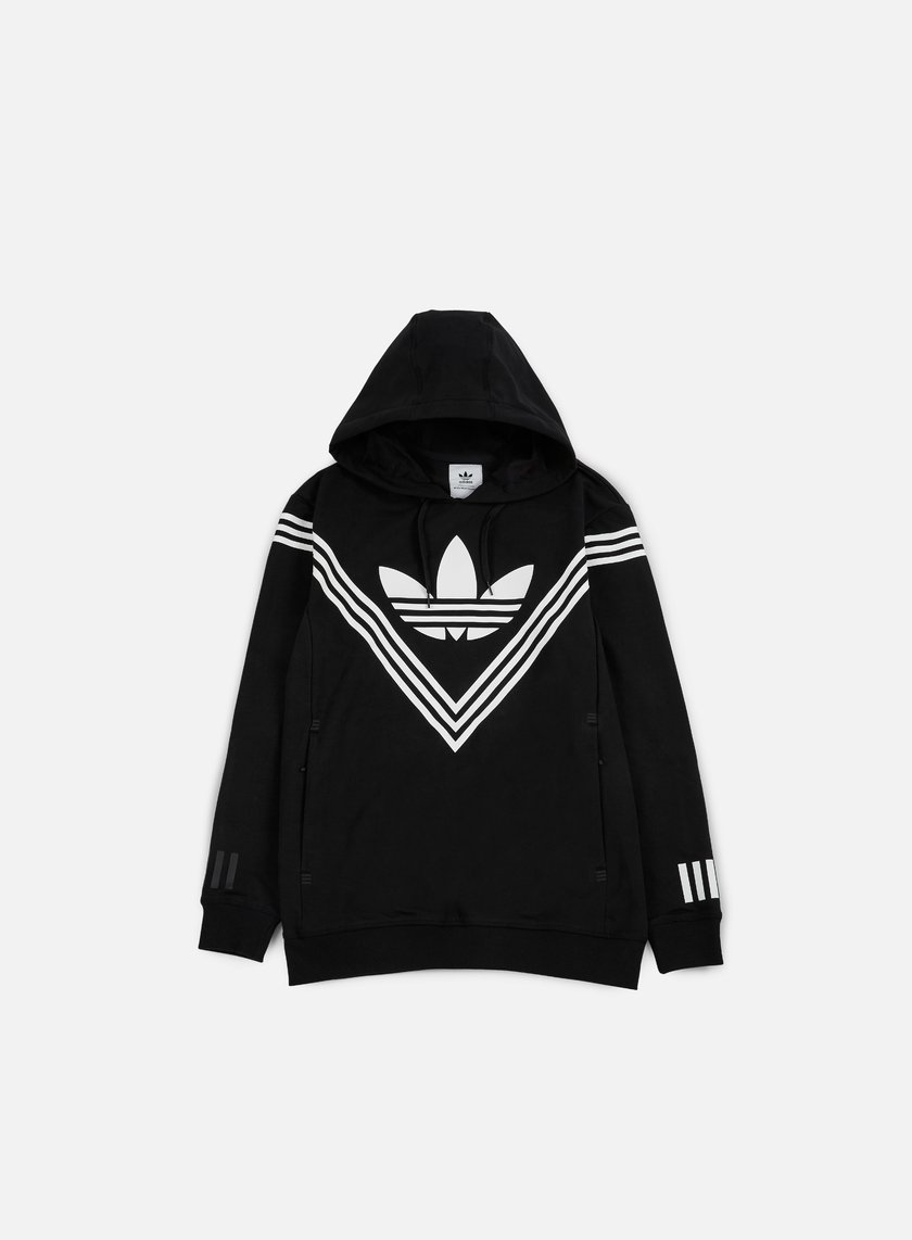 Adidas by White Mountaineering - WM Logo Hoody, Black