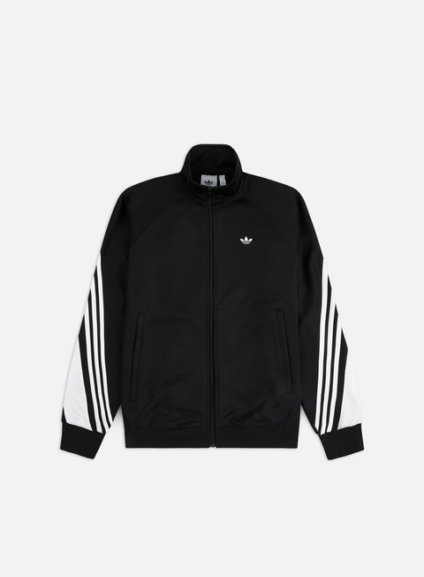 Outlet e Saldi Track Top Adidas Originals 3 Stripe Wrap Track Top