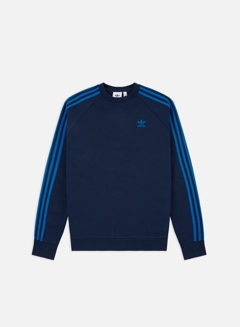 Sale Outlet Crewneck Adidas Originals 3-Stripes Crewneck