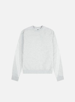 Adidas Originals 3 Stripes Wrap Crewneck