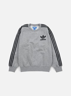 Adidas Originals - ADC Fashion Crewneck, Core Heather