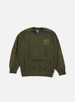 Adidas Originals - ADC Fashion Crewneck, Night Cargo 1
