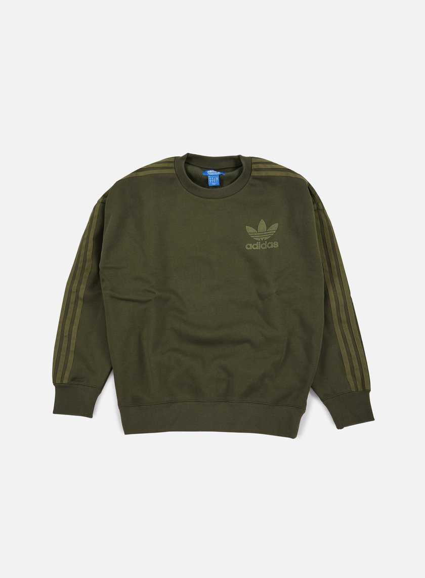 Adidas Originals - ADC Fashion Crewneck, Night Cargo