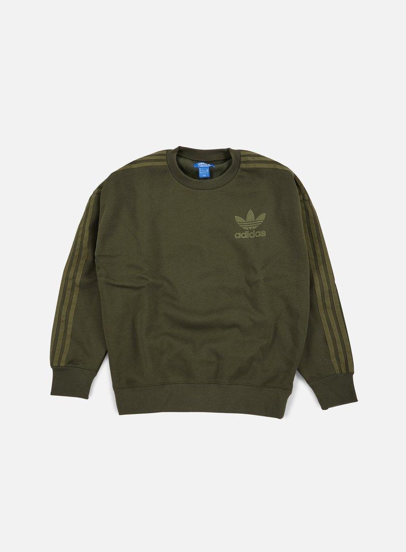 3afef42097 ADIDAS ORIGINALS ADC Fashion Crewneck € 53 Crewneck Sweatshirts ...