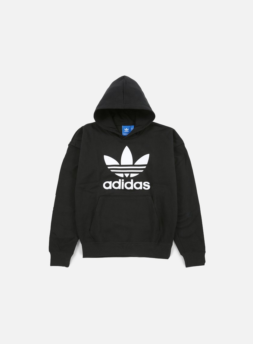 Adidas Originals - ADC Fashion Hoodie, Black/White