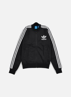 Adidas Originals - ADC Fashion Track Jacket, Black 1