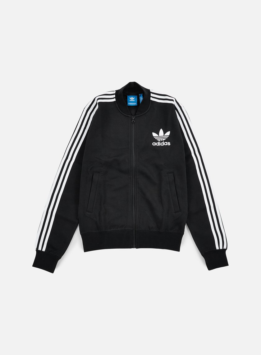 adidas ADC Fashion Track Top | BQ1890 Black | Aphrodite1994