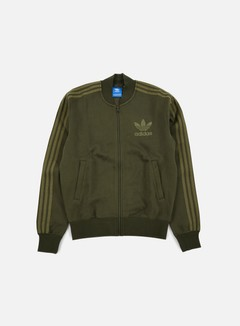 Adidas Originals - ADC Fashion Track Top, Night Cargo 1