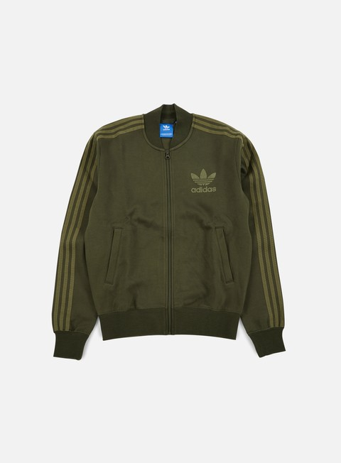 felpe adidas originals adc fashion track top night cargo