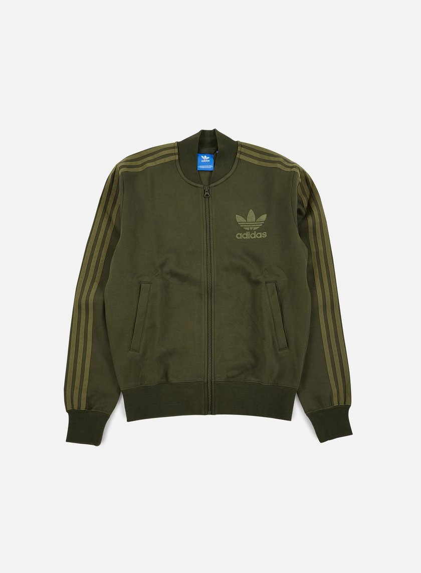 Adidas Originals - ADC Fashion Track Top, Night Cargo