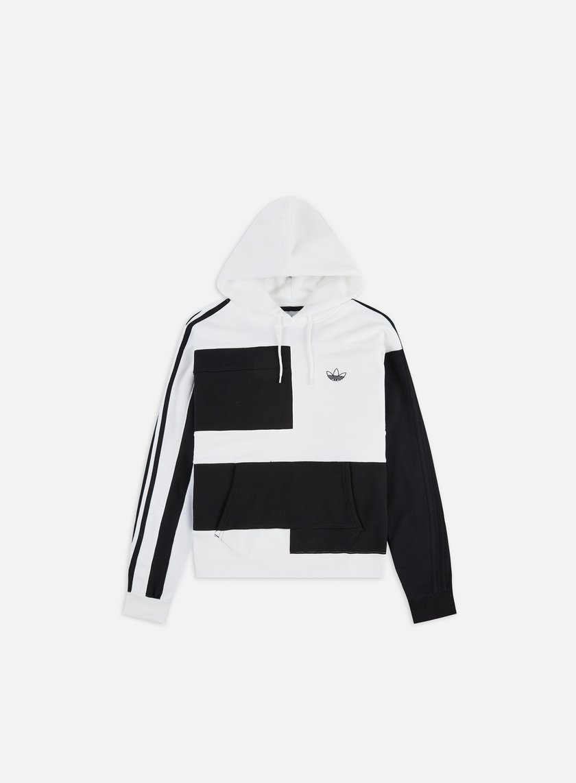 Adidas Originals Asymm Block Hoodie