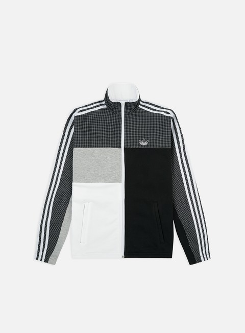 Outlet e Saldi Track Top Adidas Originals Asymm Full Zip Track Jacket