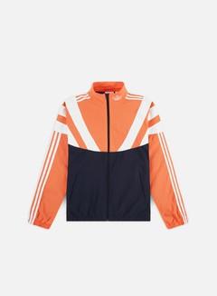 Adidas Originals - Balanta 96 Track Top, Legend Ink/Easy Orange