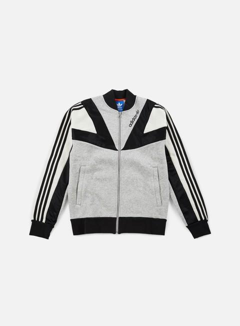 Sale Outlet Zip hoodie Adidas Originals Basketball Track Top