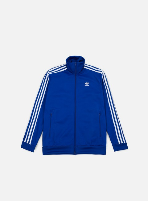 Zip Sweatshirts Adidas Originals Beckenbauer Track Top
