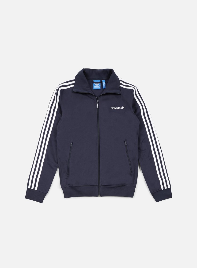 Adidas Originals - Beckenbauer Track Top, Legend Ink