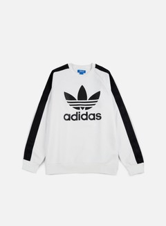 Adidas Originals - Berlin Crewneck, White 1