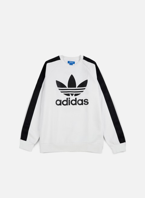 felpe adidas originals berlin crewneck white