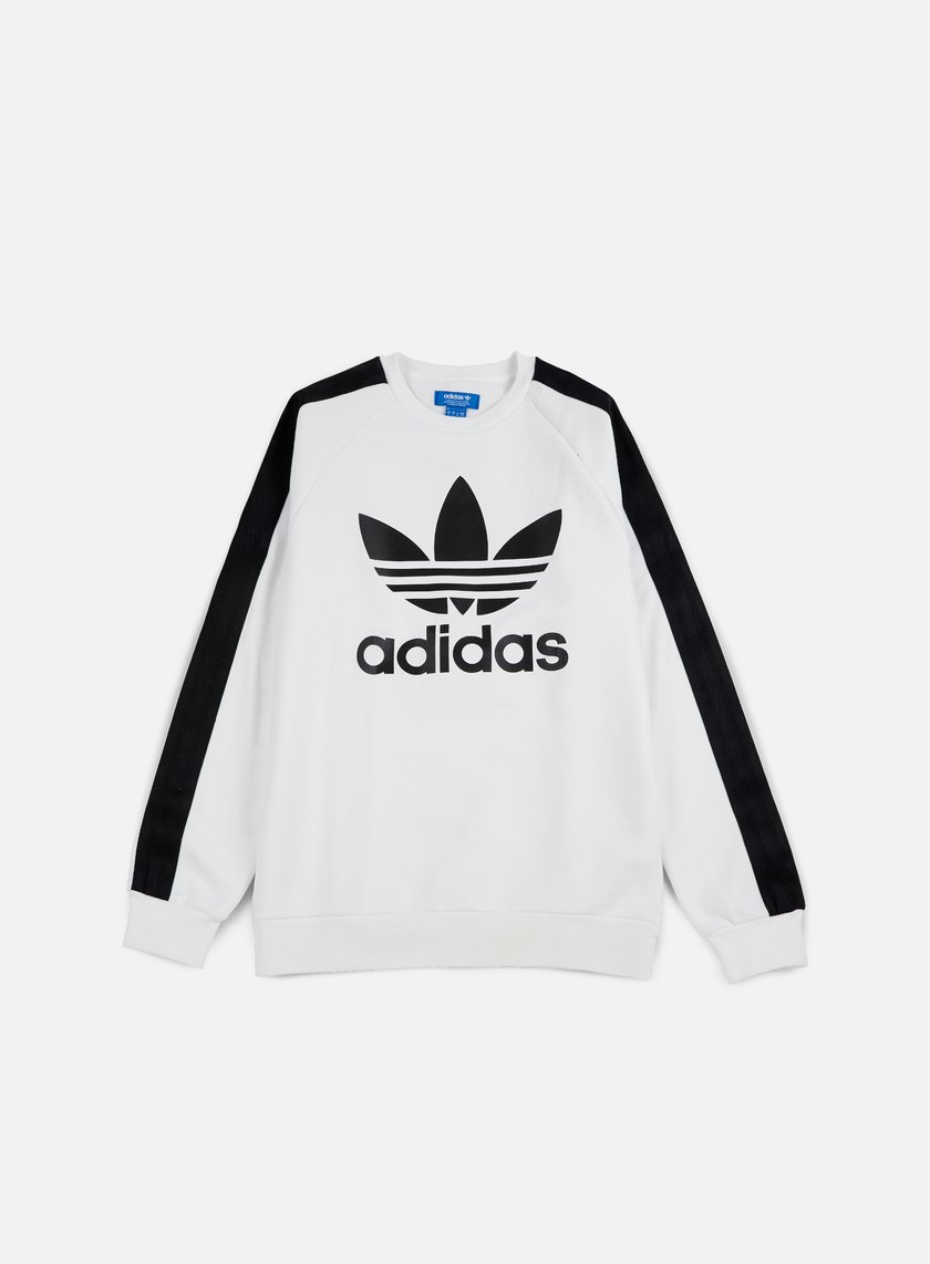 Adidas Originals - Berlin Crewneck, White