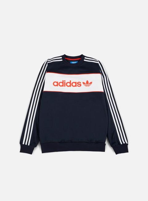 Sale Outlet Crewneck Adidas Originals Block Crewneck