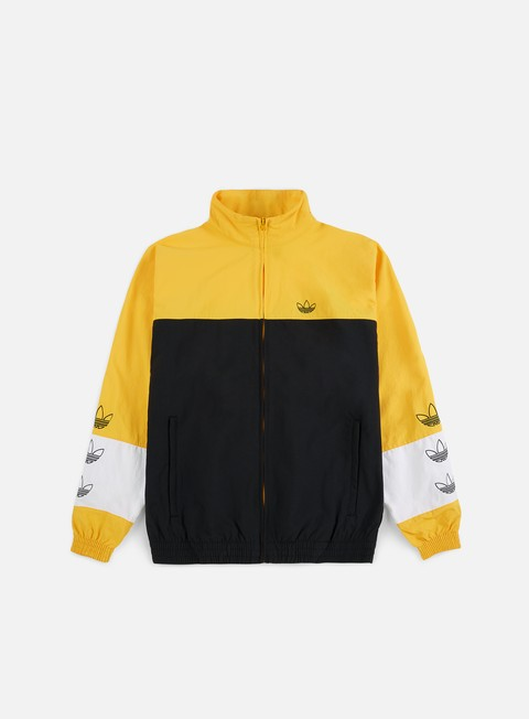 Light Jackets Adidas Originals Blocked Warm Up Track Jacket