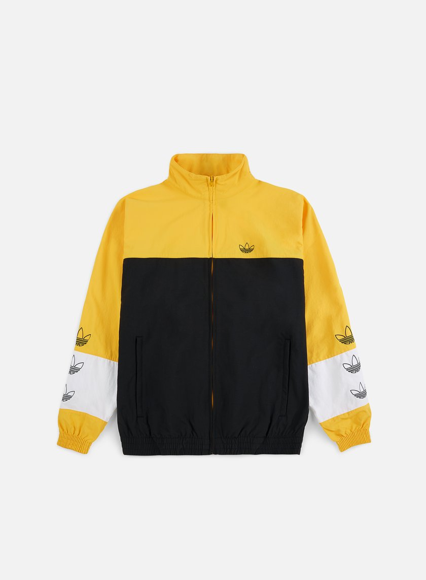 ADIDAS ORIGINALS Blocked Warm Up Track Jacket € 89 Track Top ... bde3dcced
