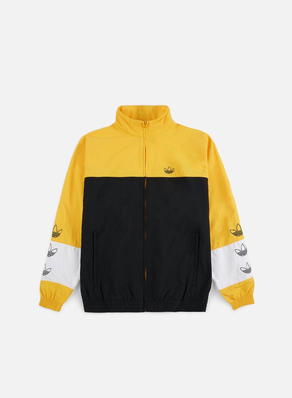 Adidas Originals Blocked Warm Up Track Jacket