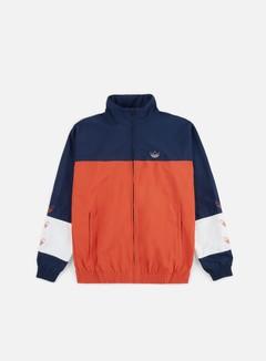 Track Top Adidas Originals Blocked Warm Up Track Jacket d5aae2876162