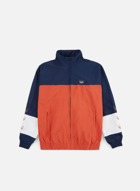 Track Top Adidas Originals Blocked Warm Up Track Jacket