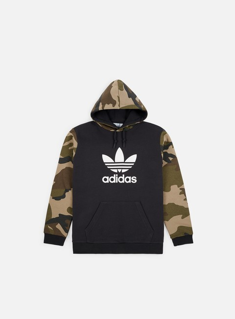 Hooded Sweatshirts Adidas Originals Camo Oth Hoody