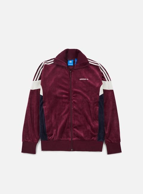 Zip hoodie Adidas Originals Challenger Track Jacket