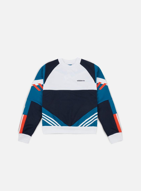 a0786866b4c1 ADIDAS ORIGINALS Chop Shop Crewneck € 85 Crewneck Sweatshirts ...