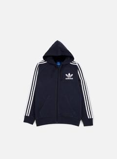 Adidas Originals - CLFN Zip Hoodie, Legend Ink 1