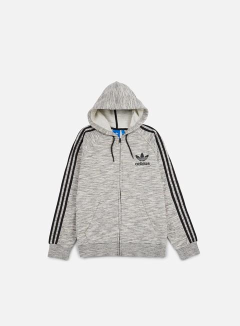Felpe con Zip Adidas Originals CLFN Zip Hoodie