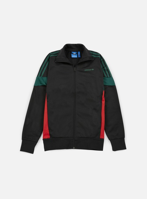 felpe adidas originals clr84 track top black
