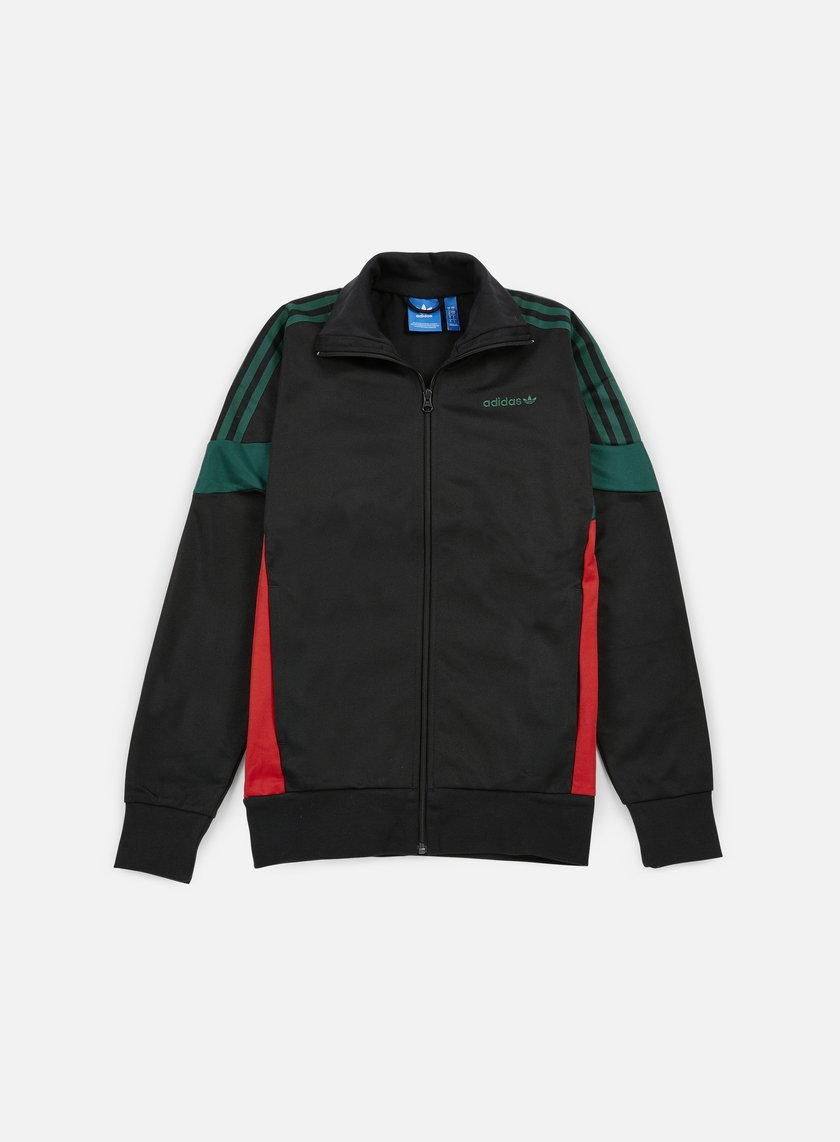 Adidas Originals - CLR84 Track Top, Black