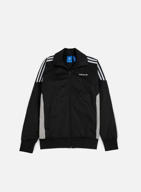 felpe adidas originals clr84 track top black black