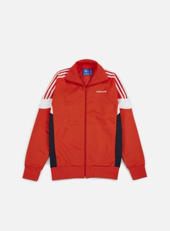 Adidas Originals - CLR84 Track Top, Core Red/Legend Ink