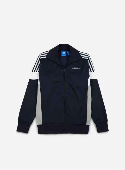 Zip Sweatshirts Adidas Originals CLR84 Track Top