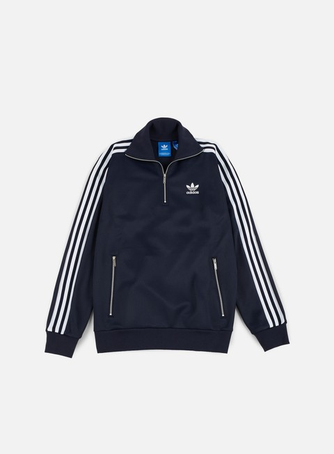 Outlet e Saldi Felpe con Zip Adidas Originals CNTP Track Top