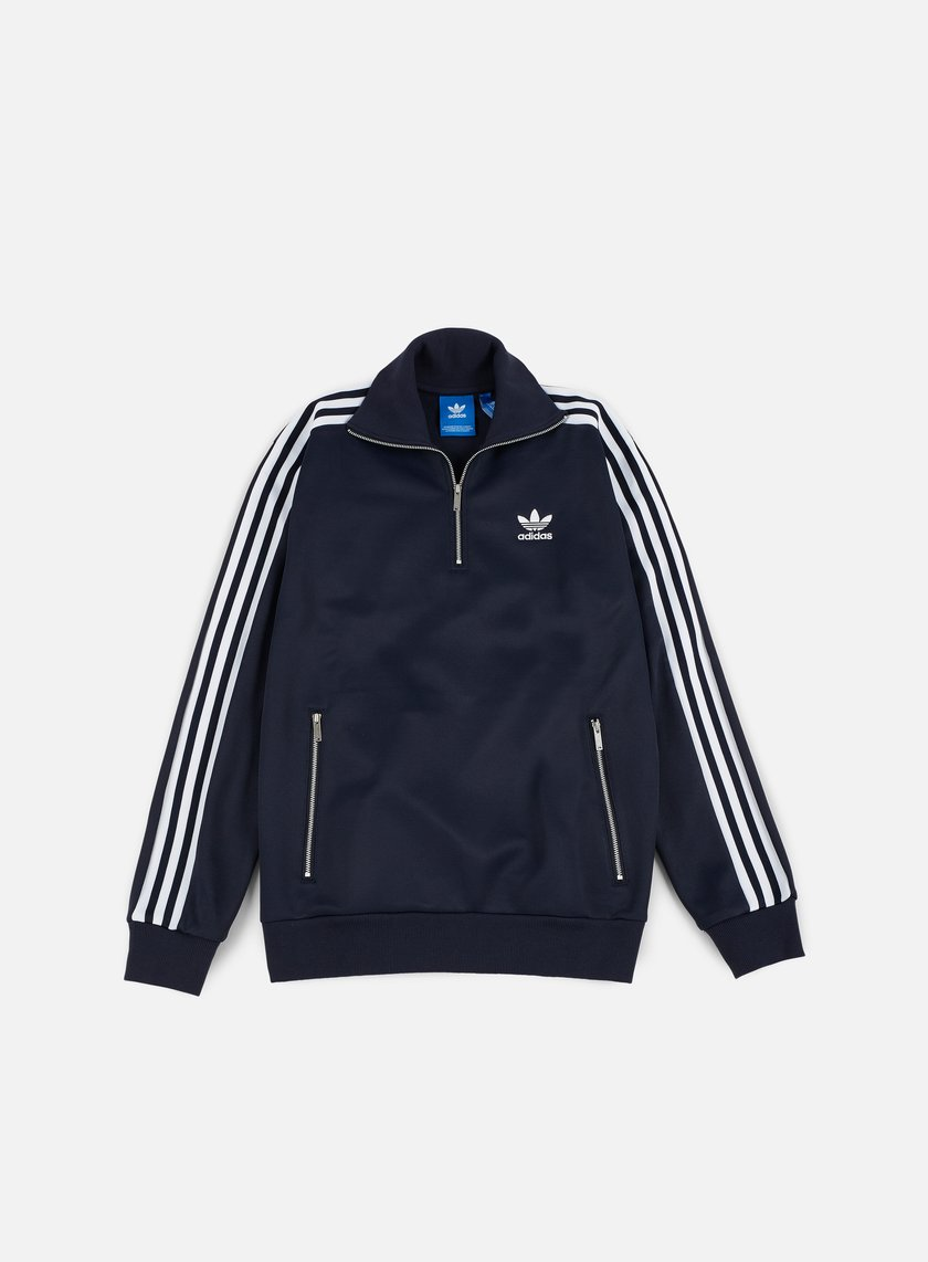 adidas originals felpa uomo zip